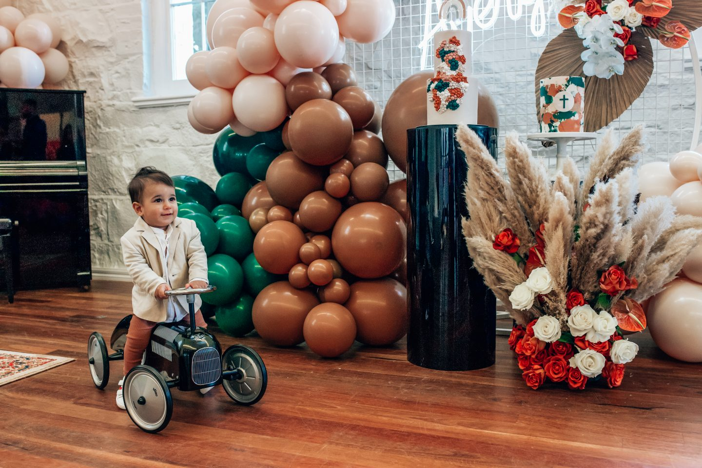 Avery Wolf turns ONE